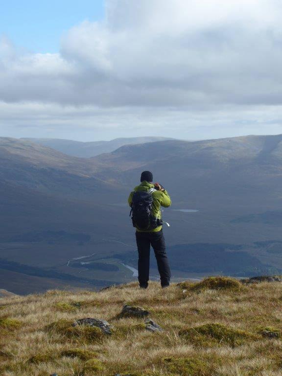 scotland walking tours