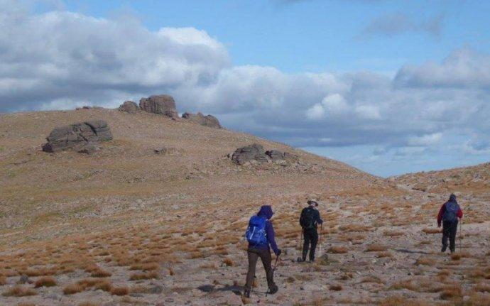 walking scotland