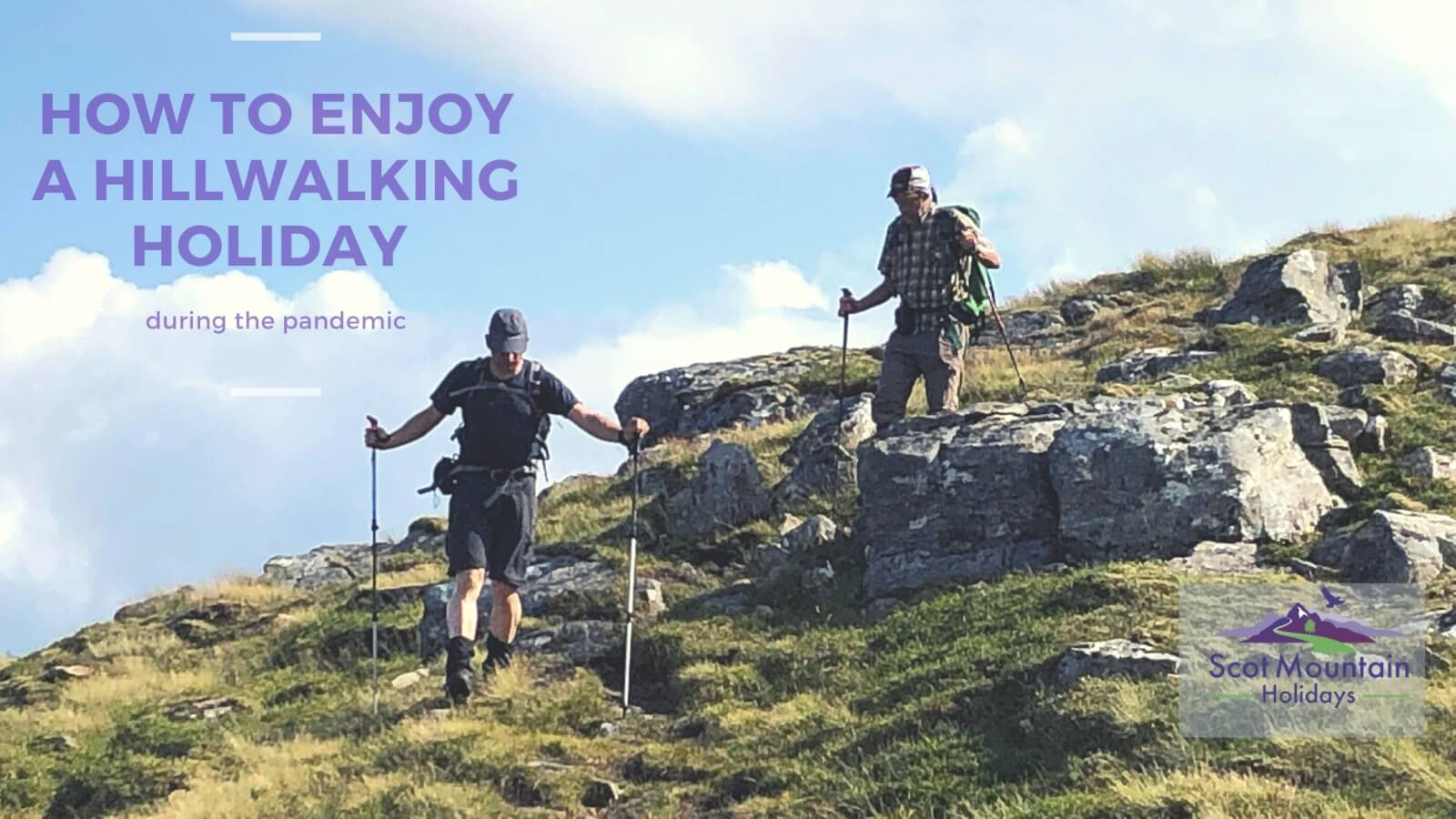 hillwalking holidays
