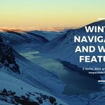 winter navigation and water features